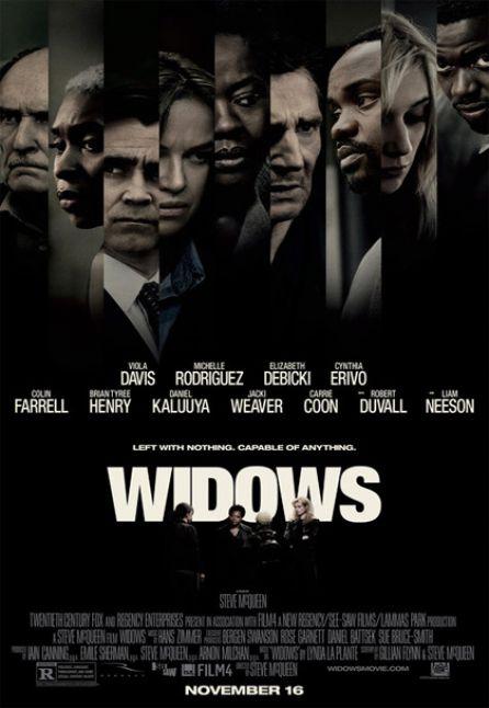 WIDOWS - EREDITA` CRIMINALE